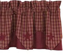 Layered Valances