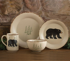 Rustic Retreat Dinnerware