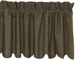 Straight Valances
